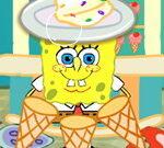 SpongeBob Ice Shop