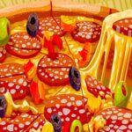 Baking Pizza