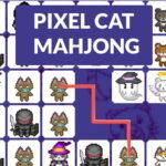 Cat Pixel Mahjong