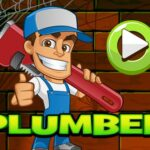 The Plumber Game – Mobile-friendly Fullscreen